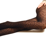 collant leopardo 20 den